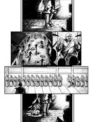 hi res 47th samurai page 4 by DAMONSMITHART