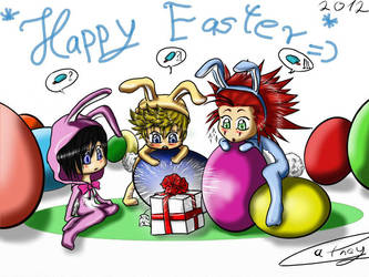 KH Easter Bunnies by Cathey18