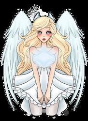 Sweet Angel by Madame-Lemon