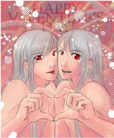 Happy Twined Valentine's Day by Mila-Valentine