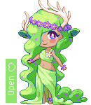 Adopt #8: Forest Deer [OPEN] by UwU-Adopts