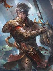 Mobius Final Fantasy ::Siegfried:: by Dopaprime