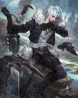 Mobius Final Fantasy ::Mercenary of Balaam:: by Dopaprime