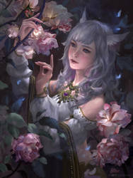 Valeriant Blossom by Dopaprime
