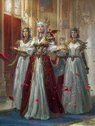 LotC: Dragon Princess by Dopaprime