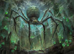 MTG: Hatchery Spider by Dopaprime
