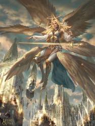 LotC:: Restoring Seraphim by Dopaprime