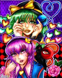 Satokoishi by LunaticDolly
