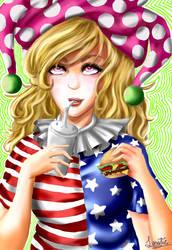 Clownpls2 by LunaticDolly