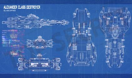 Blueprint by Santobell