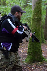 Airsoft 3 3rd of September by ResidentScribe