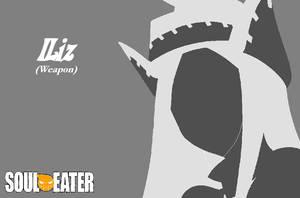 Soul Eater: ILiz by Hiyume-chan