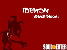 Soul Eater iDemon by Hiyume-chan