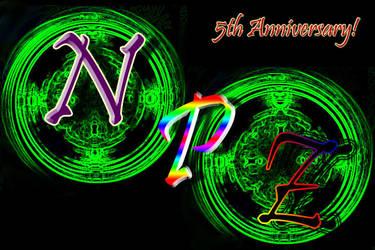 NPZ's 5 Annerversery by phantom914