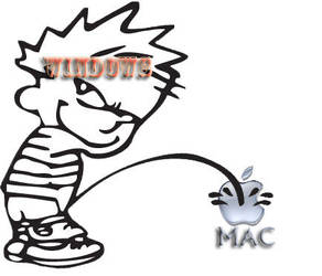 Windows vs MAC by phantom914