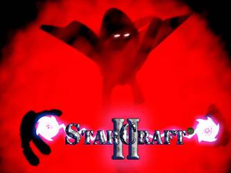 Starcraft 2 and Dark Archon V2 by phantom914