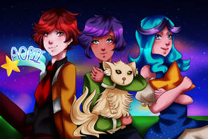 AOPII - Full Visual Novel Game by MikomiKisomi