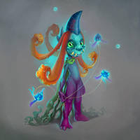 Little Monster by RosieVangelova