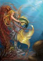 The Little Mermaid 2013th. 1 by RosieVangelova
