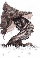 Inkrober2016 - Tree by RosieVangelova