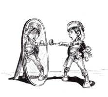 Inkrober2016 - Battle by RosieVangelova