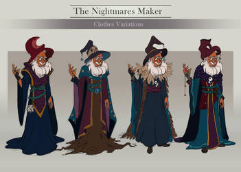 The Nightmare Maker 2 by RosieVangelova