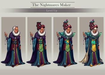 The Nightmare Maker 3 by RosieVangelova