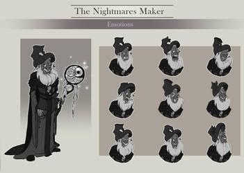 The Nightmare Maker 4 by RosieVangelova