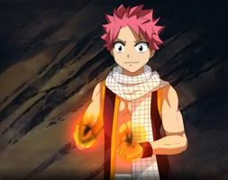 Fairy Tail Natsu I'M ON FIRE!!!! by Mr123GOKU123