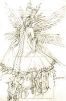 Ultima (FFXII) - Sketch by Mysteltain08