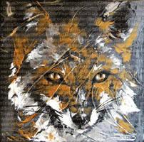 Silver fox by JessicaSansiquet
