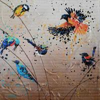 Ouvrez la cage aux oiseaux by JessicaSansiquet