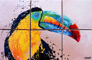 Un profil multicolore by JessicaSansiquet