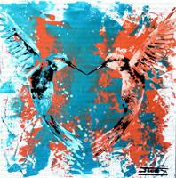 Des amours de colibris by JessicaSansiquet