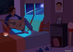 One Lonely Night by Mavinovich