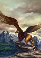 Griffon by phomax