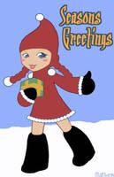 Seasons Greetings by MathewJPallett