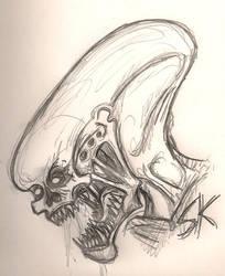 Alien Makeover by KrewL-RaiN
