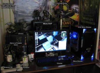 Mah Desktop by KrewL-RaiN