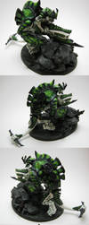Rupture Cannon Tyrannofex by KrewL-RaiN