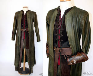 Aragorn Strider Costume Lord of the Rings by Volto-Nero-Costumes