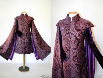 Purple Joffrey Baratheon Costume Game of Thrones by Volto-Nero-Costumes