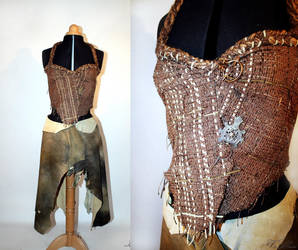 Khaleesi Cosplay Costume Game of Thrones Daenerys by Volto-Nero-Costumes