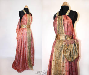 Kings Landing Costume Dress Shae Game of Thrones by Volto-Nero-Costumes