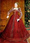 Elizabeth I Steven Van Der Meulen by Volto-Nero-Costumes
