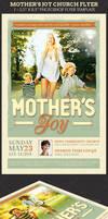 Mothers Joy Church Flyer Template by Godserv