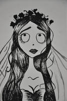 The Corpse Bride by Shadowed-Star18