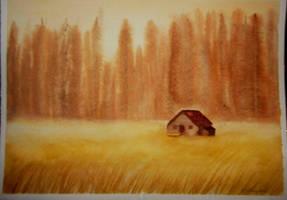 Golden Morn by forestfairyunicorn