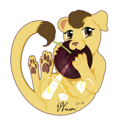 Zodiac Hybrid Chibi by forestfairyunicorn