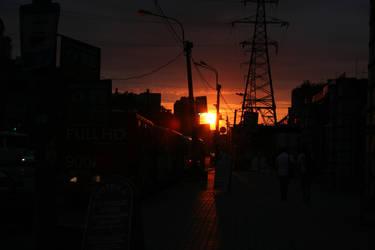 Sun by Printsev